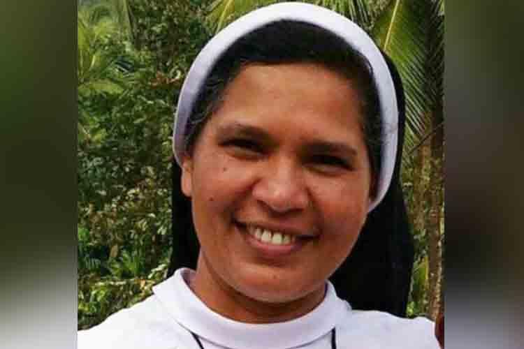 Kerala convent booked for allegedly locking up Sr Lucy Kalappura