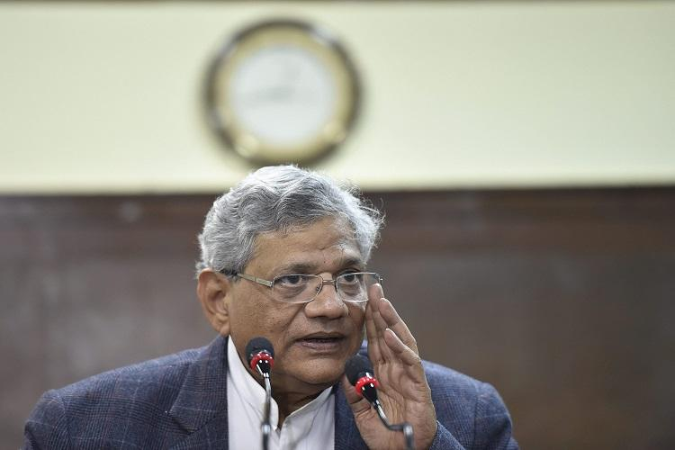 Can Yechury stitch together an anti-BJP coalition