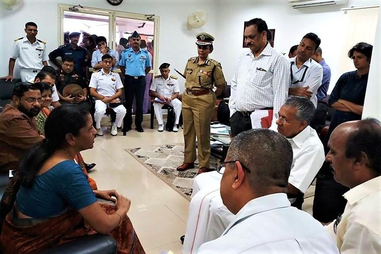 Cyclone Ockhi Centre offers aid to Kerala state puts death toll at 25