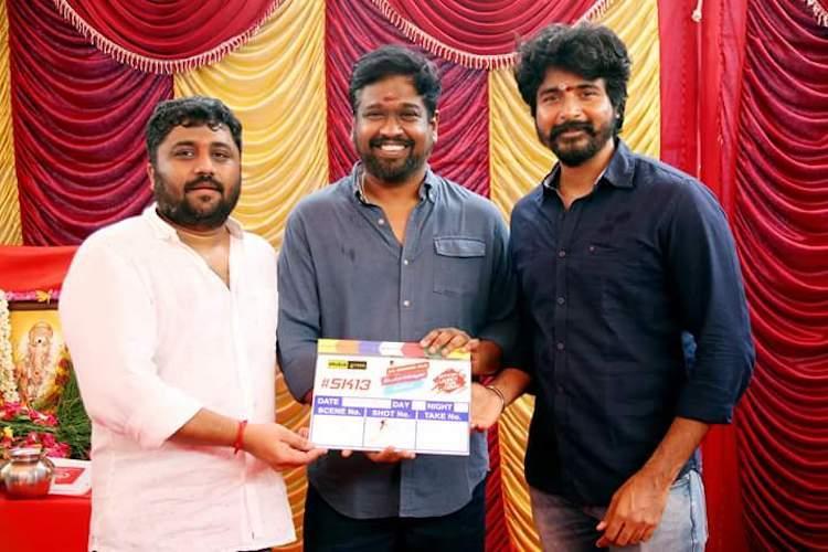 Sivakarthikeyan teams up with director Rajesh for Studio Greens next