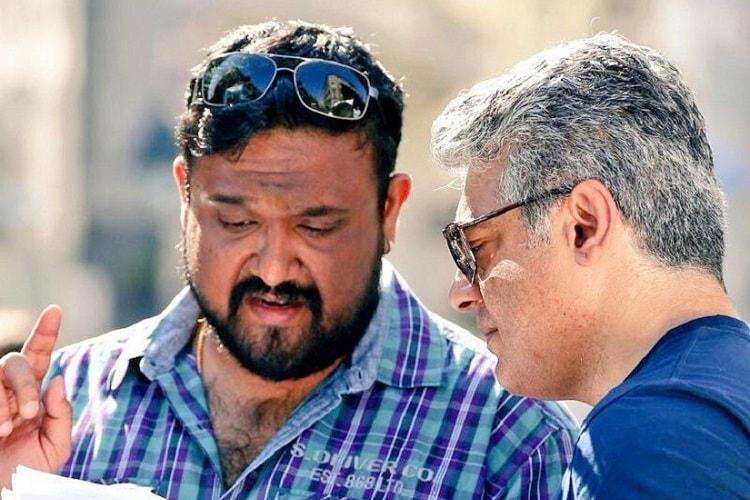 Ajiths next with director Siva titled Viswasam