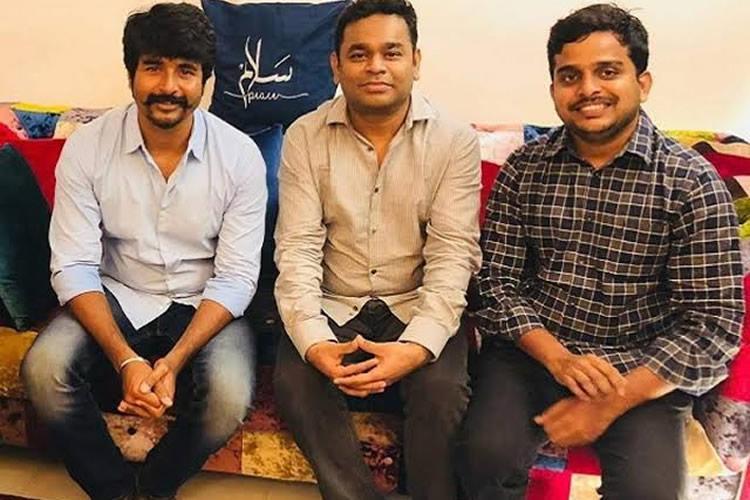Sivakarthikeyans next with Ravi Kumar titled Ayalaan