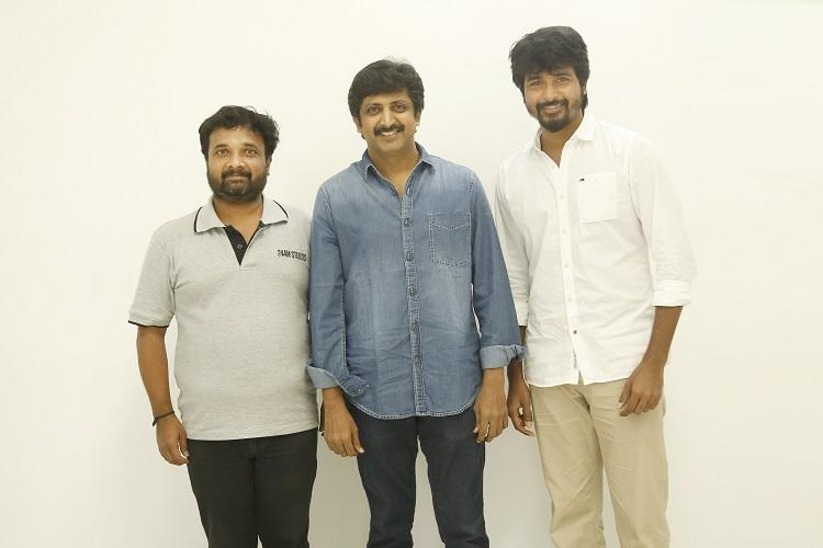 Actor Sivakarthikeyans next film to roll from November 11th