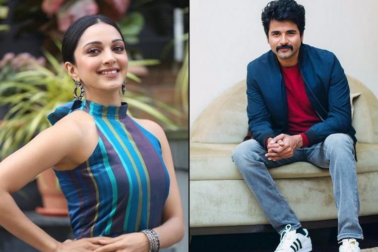Kiara Advani may pair up with Sivakarthikeyan in Vignesh Shivns next film