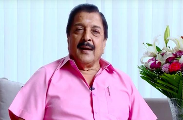 Actor Sivakumar says fan selfie was an invasion of privacy apologises