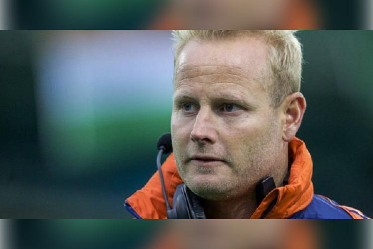 Sjoerd Marijne replaces Oltmans as coach of Indias mens hockey team