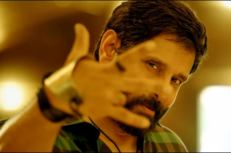 Sketch review Minus its bizarre ending this action flick works for Vikram fans