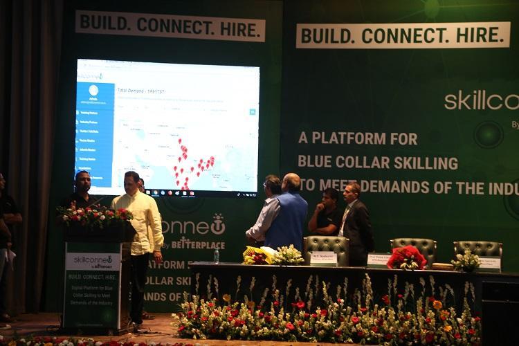 Bluru-based startup BetterPlace launches platform to skill blue collar workforce