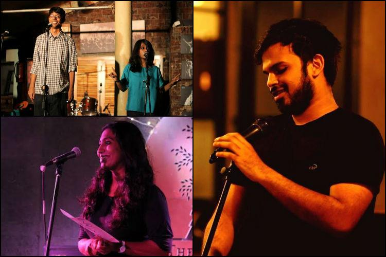 Reclaiming poetry Young Indian slam poets on the spoken words growing popularity