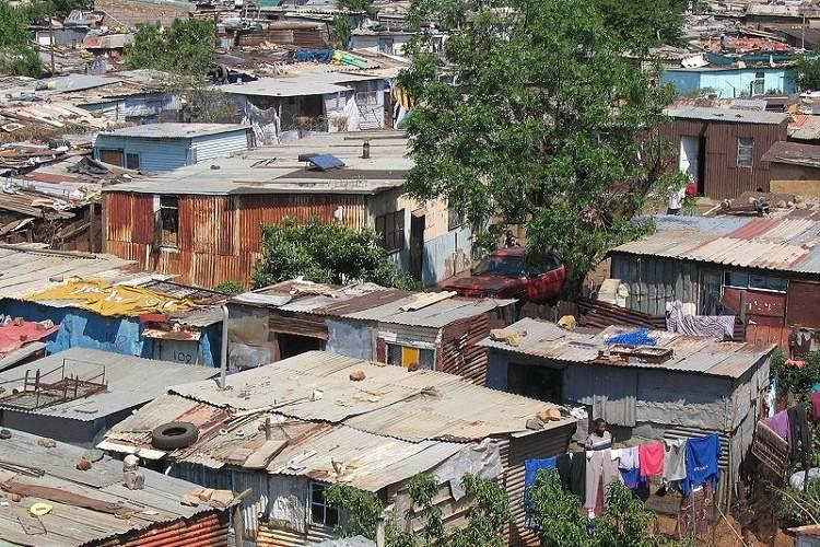 Not all living in slums are poor but bad health conditions may push them into it