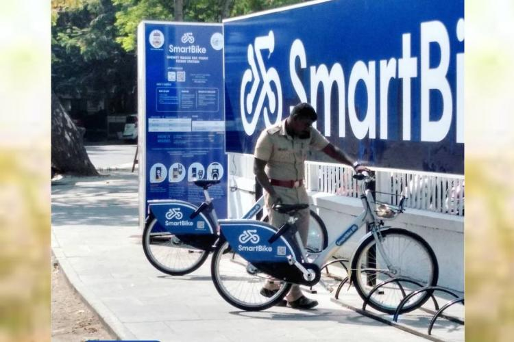 Chennai Now you can rent a Smart Bike for upto a month at once