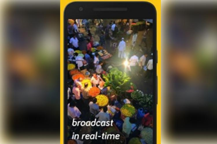 This app is disrupting Indias real-time update space by making worlds places live