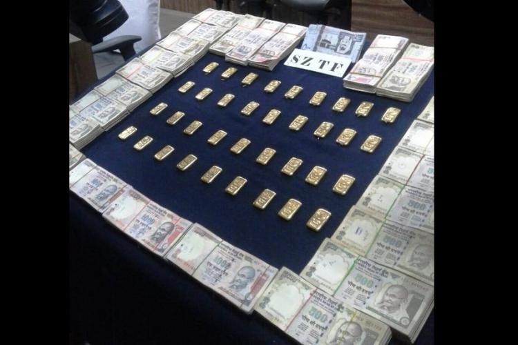 Hyderabad task force busts international smuggling racket