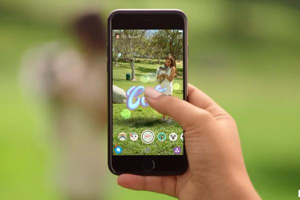 Snapchats big bet on Augmented Reality Co launches New World lenses