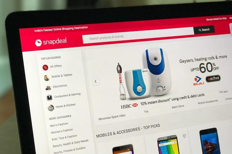 Two years of Snapdeal 20 Revenues up 73 and losses down 70 in FY19 claims company