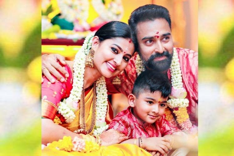 Actors Sneha and Prasanna welcome their second child