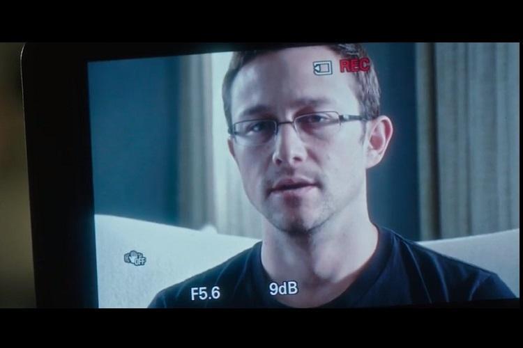 Gordon-Levitt met Edward Snowden secretively for his biopic