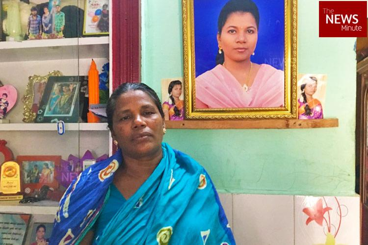 Remember Thoothukudi My fight for justice is under surveillance says Snowlins mother