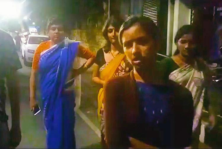 My vote isnt for you Sofia Ashrafs musical dissent against Sasikala at Poes Garden