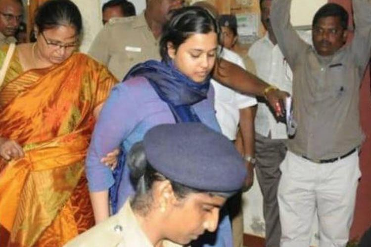 No objection to Lois Sofia going abroad cops tell TN Human Rights Commission