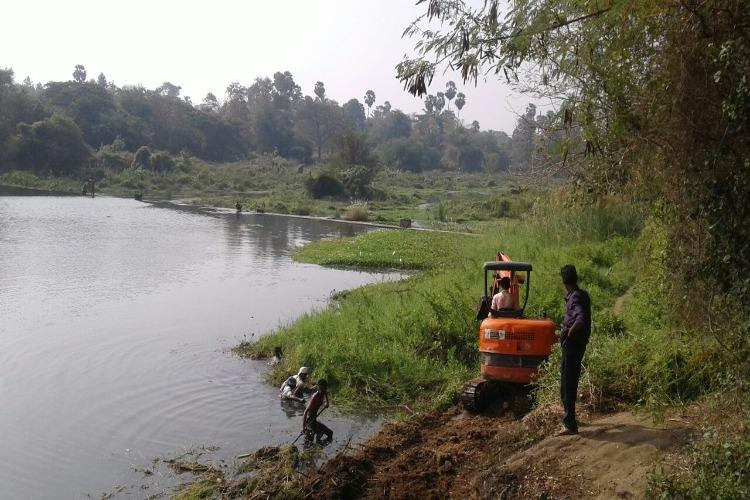Reviving Sokanasini How a village library in Kerala is on a quest to save a dying river