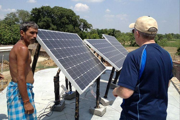India wants to become a solar superpower but its plans dont add up