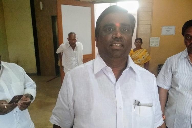 I am unaffected by mining scam Ballari BJP candidate Somashekara Reddy to TNM