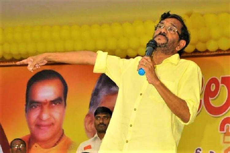 Pawan Kalyan has fallen in love with PM Modi TDP lashes out