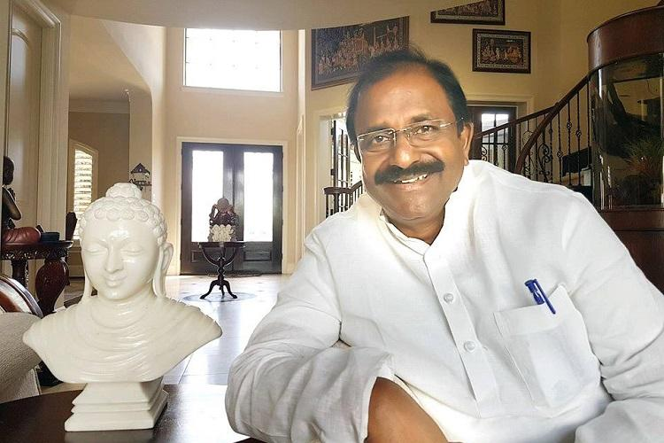 Why is govt neglecting Rayalaseema BJP MLC hits out at Andhra govt
