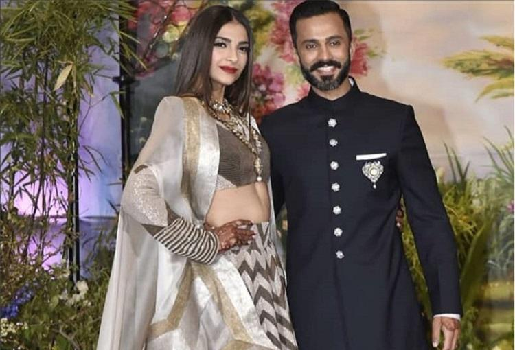 Photos Song Dance And Glamour At Sonam Anand Ahujas Wedding