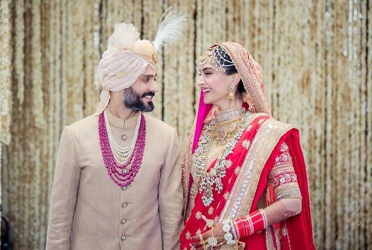 Photos Inside Sonam Kapoor and Anand Ahujas star-studded wedding in Mumbai