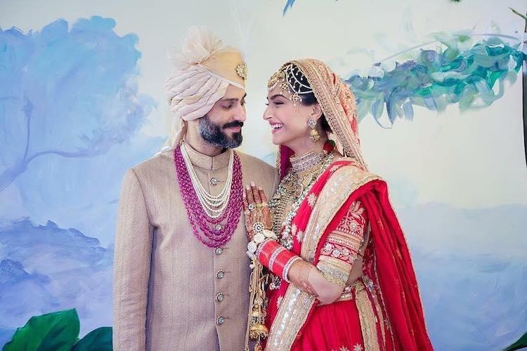 A starry affair The best-dressed Btown divas at Sonam Kapoors wedding