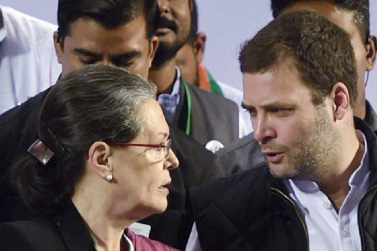 Rahul Gandhi to contest from Amethi Sonia from Rae Bareli in LS polls