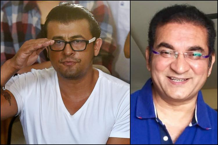 Sonu Nigam says hell leave Twitter to support singer Abhijeet were wondering when logic died