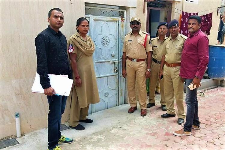 Gujarati woman behind blasphemous anti-Islam viral video gives Hyd police the slip