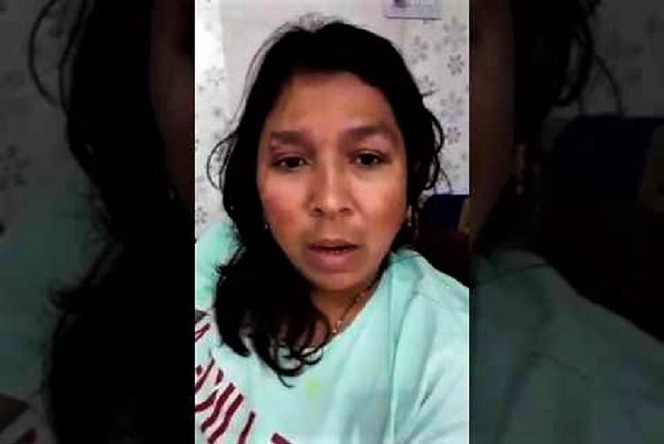 Gujarati woman Sonu Dangar who made anti-Islam viral video nabbed Hyd police seek custody