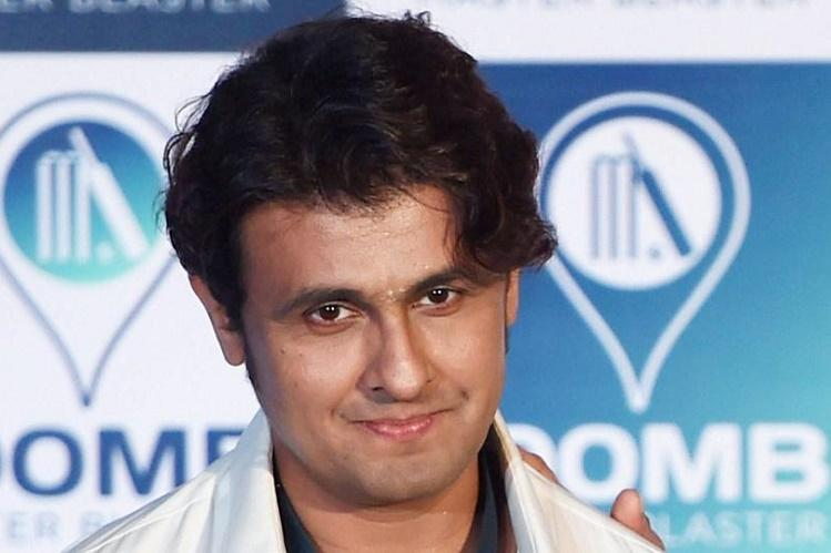 After offering to apologise Sonu Nigam shaves off his head