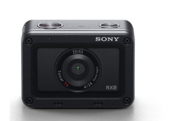 Sony takes on Go Pro Launches waterproof shockproof compact camera RXO