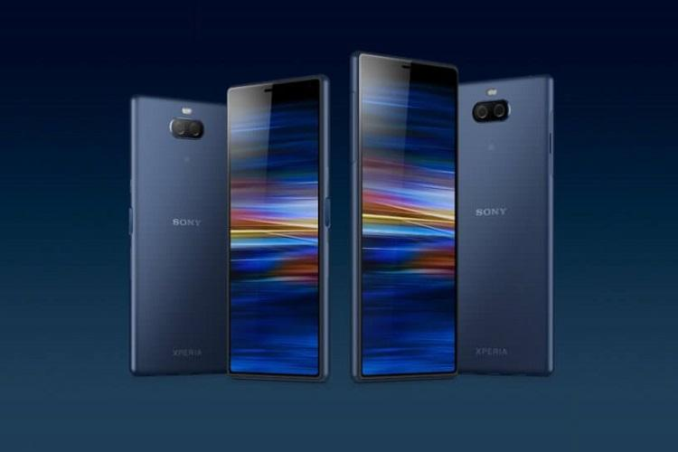 Sony unveils Xperia 10 10 Plus and Xperia L3 smartphones at MWC 2019