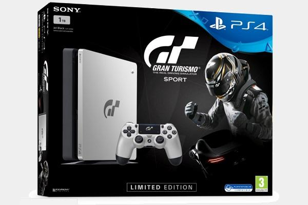 Sony unveils limited edition Gran Turismo Sport version PlayStation 4 console