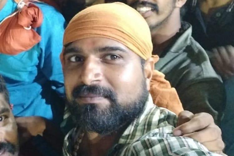 RSS man held in case of heckling of woman at Sabarimala Sangh members outrage