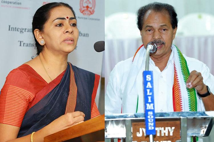 Kochi Mayor Soumini Jain MLA PT Thomas to face vigilance probe for flouting CRZ norms