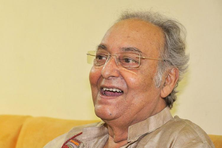 Soumitra Chatterjee passed away on Sunday