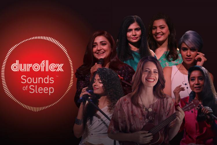 Duroflex Sounds of Sleep Hear six mesmerising artists sing beautiful lullabies for this new digital music series