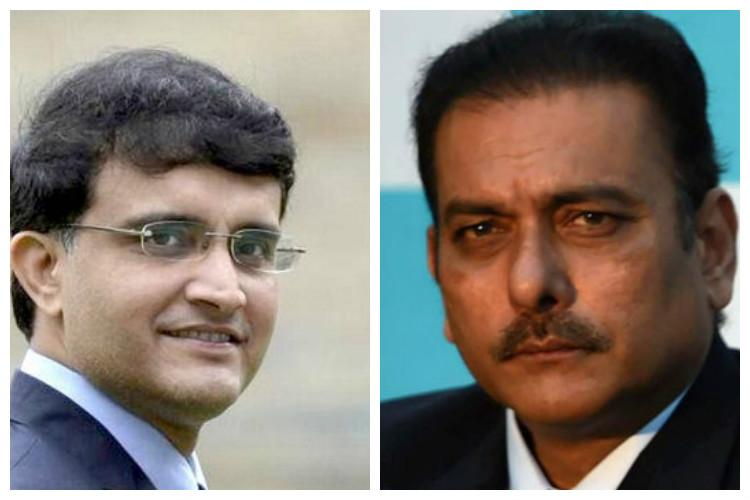Ask Ganguly what his problem is says Ravi Shastri after losing out on Indian coach job