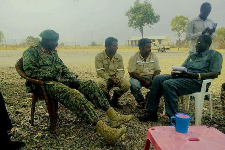 Two Indians from TN kidnapped in South Sudan released