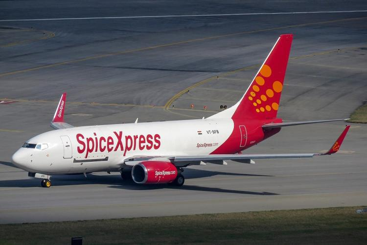 SpiceJets cargo arm ties up with cold-chain providers to transport drugs and vaccines