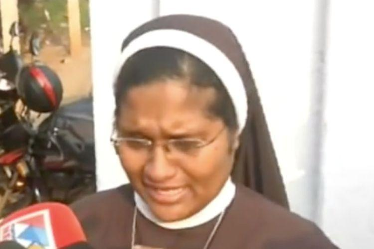 Forensic lab reports on Bishop Franco have been tampered with Sister Anupama