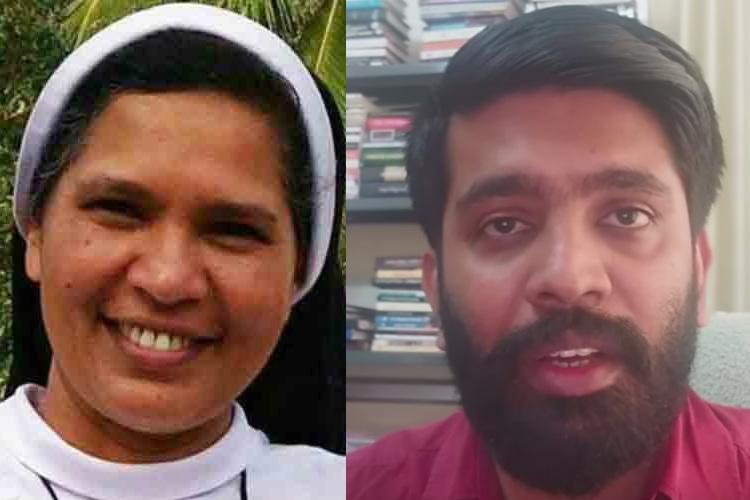 Christian priest makes vulgar attempt to slander Sister Lucy with vile YouTube rant