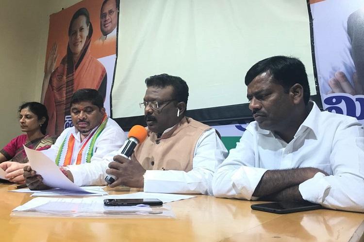 Telangana CM KCR sacrificed peoples interest by advancing Assembly polls Congress